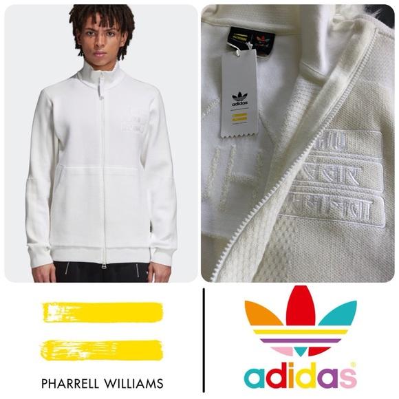 f29eef63d Adidas Pharrell Williams Hu Holi Track Jacket M